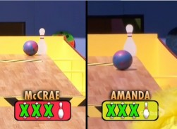 Ein Pin und eine Sekunde Unterschied: Amanda verliert gegen McCrae