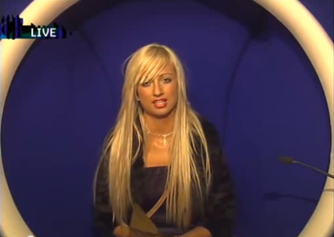 Chantelle Celebrity Big Brother