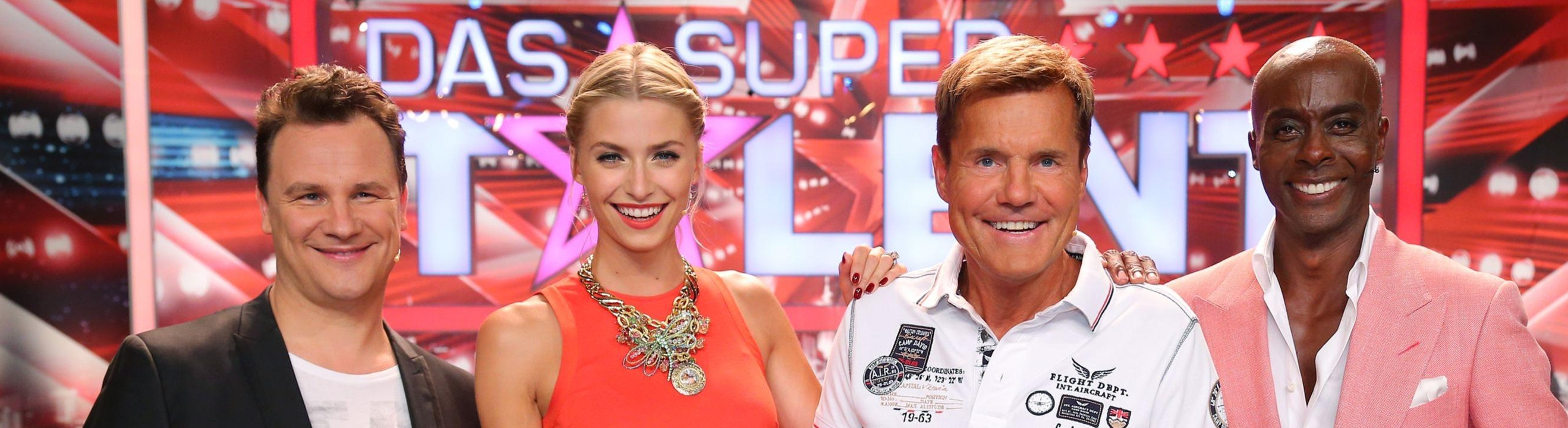 """Das Supertalent 2013"": Quoten"