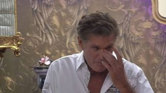 "Promi Big Brother 2013: ""The Hoff"""