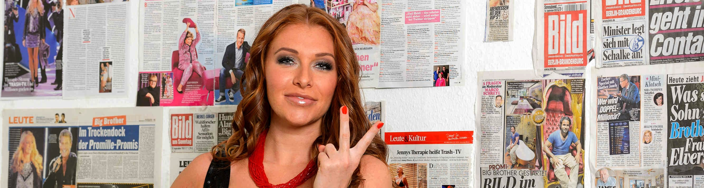 Georgina Fleur Promi Big Brother 2013 Bewohnerin BILD