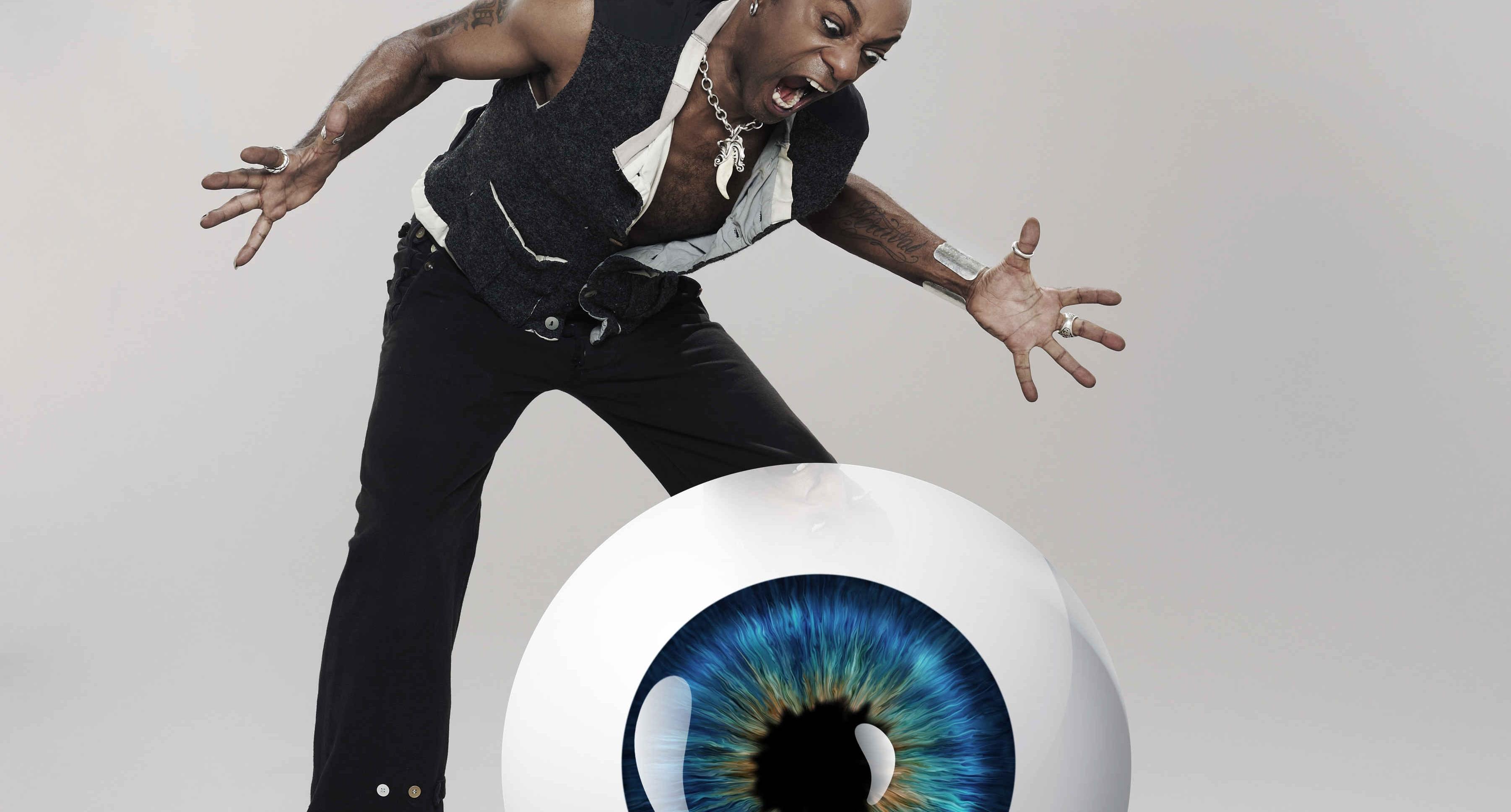 Percival Duke Promi Big Brother 2013 Auge
