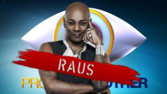 Percival Duke raus Promi Big Brother 2013