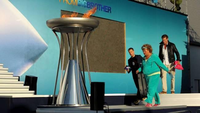 Promi Big Brother 2013 David Hasselhoff Auszug aus dem Haus 3