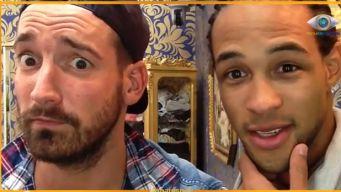 Promi Big Brother 2013 Wortwechsel mit Jan und Simon