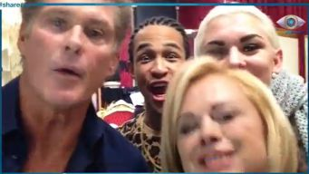 Promi Big Brother TheHoff Army will Essen