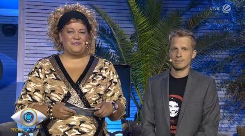 Promi Big Brother Cindy aus Marzahn Oliver Pocher