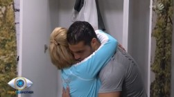 Marijke Amado und Manuel Charr bei Promi Big Brother 2013