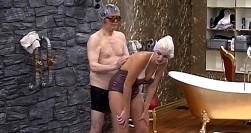 Seifendusche Promi Big Brother 2013