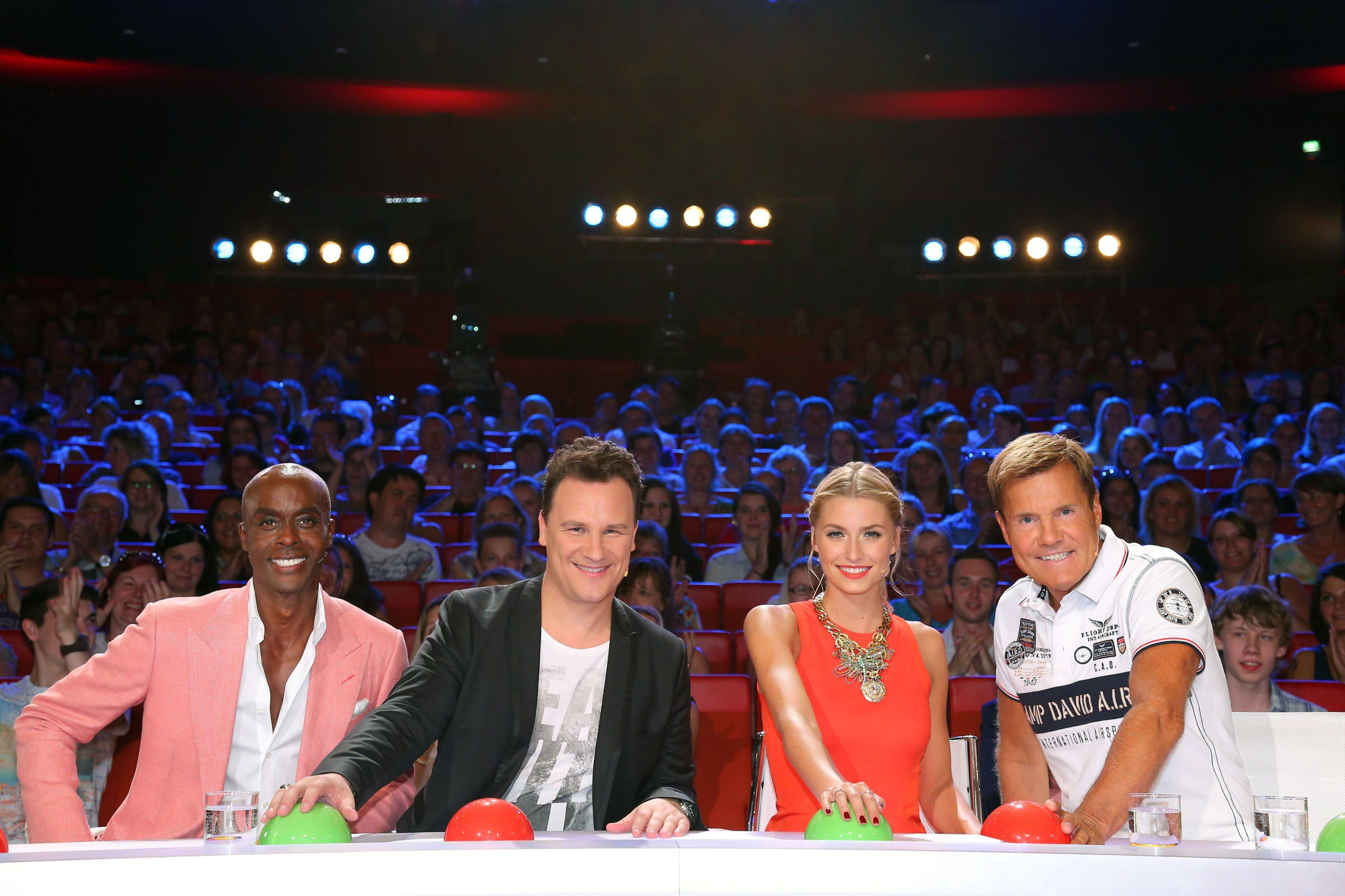 """Supertalent 2014"": RTL"