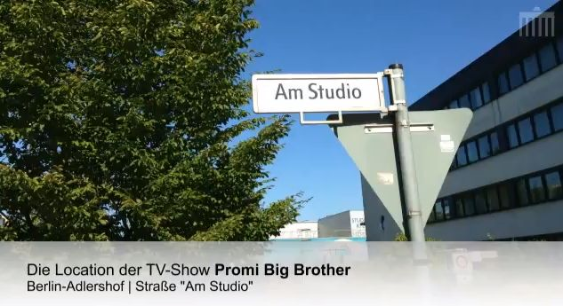 Promi Big Brother - Wegbeschreibung