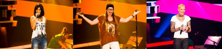 The Voice of Germany: Liveshow - Kandidaten