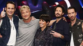 The Voice: Teamübersicht