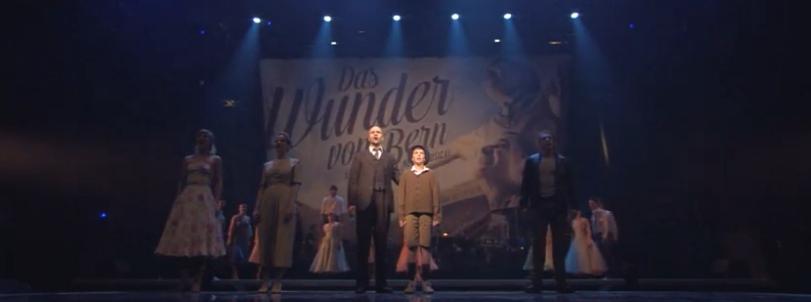 Das Wunder von Bern Musical Pressevorführung