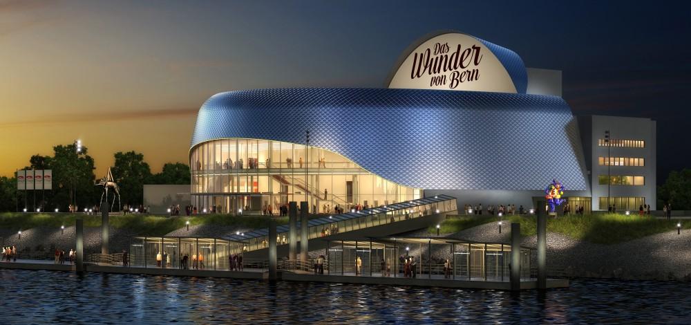 Das Wunder von Bern Musical Theater an der Elbe Hamburg