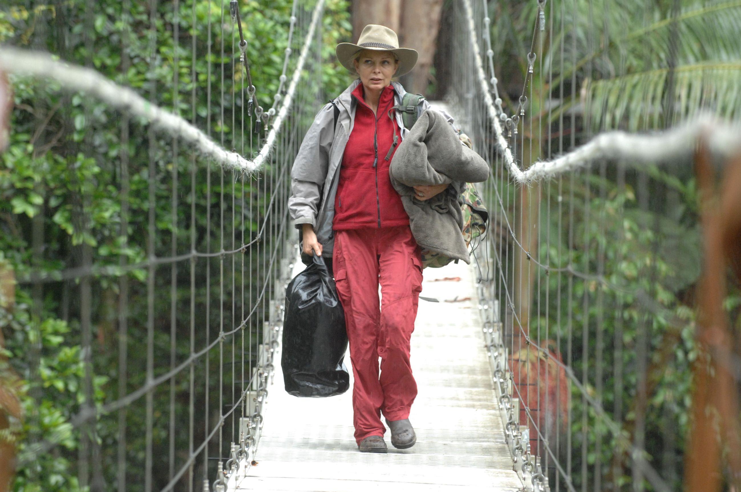 Dschungelcamp 2014 Corinna Drews Auszug Tag 9