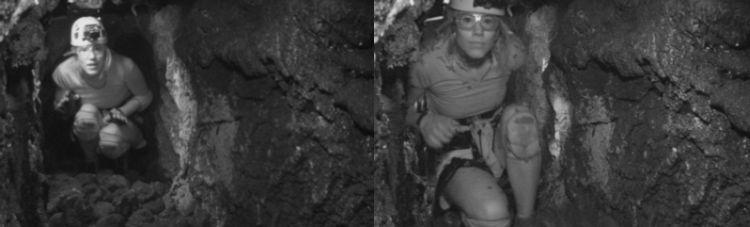 Dschungelprüfung: Höhlenmenschen