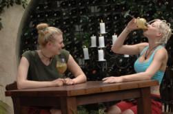Dschungel-Weinprobe