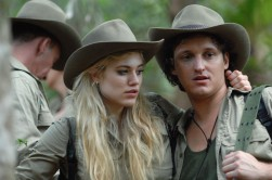 Dschungelcamp 2014: Der Einzug