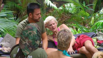 Tag 2 im Dschungelcamp: Wendler