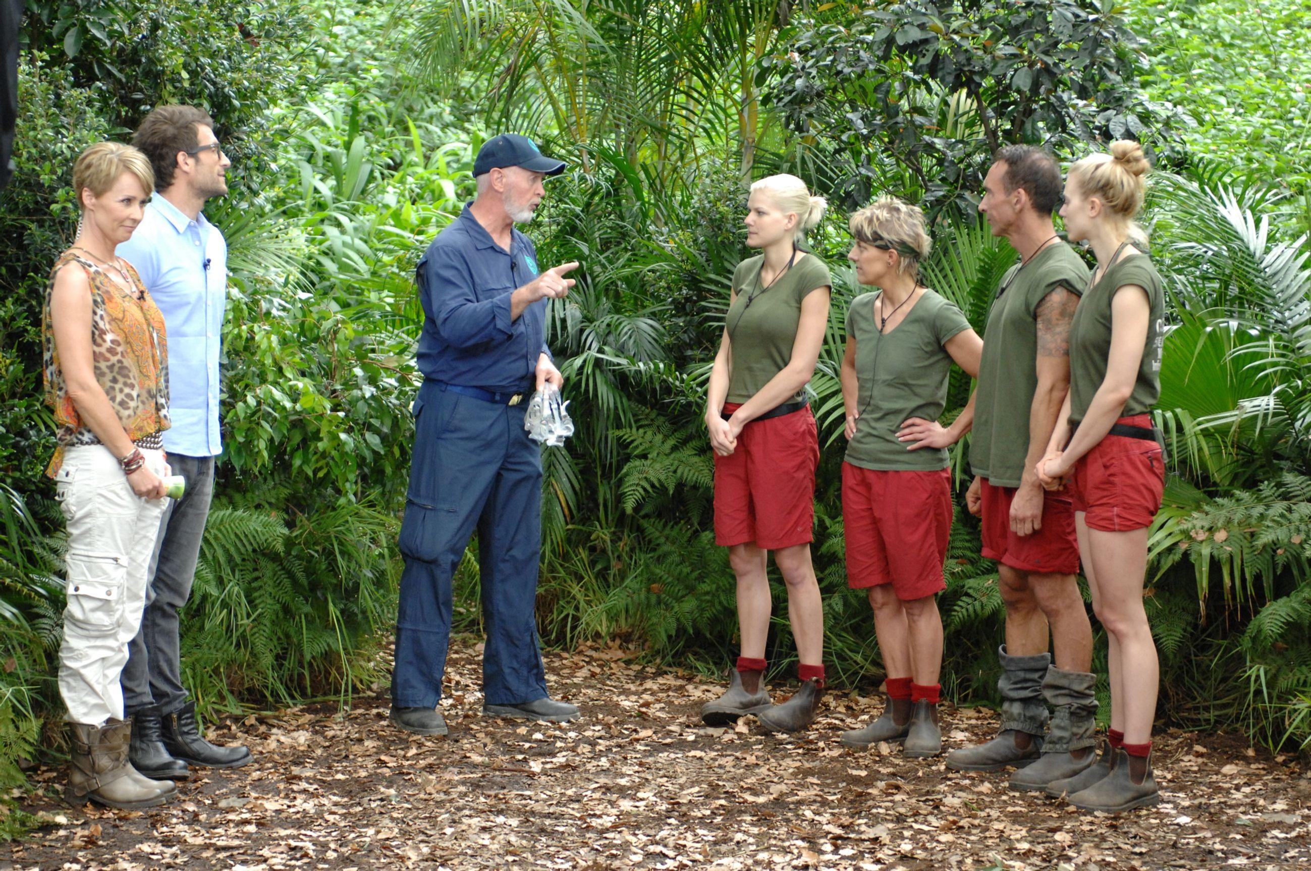 Dschungelprüfung Tag 15 - Kein leichtes Spiel