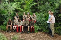 Dschungelprüfung Tag 9 IBES 2014