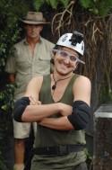 Marco Angelini vor seiner Dschungelprüfung Dschungelcamp 2014