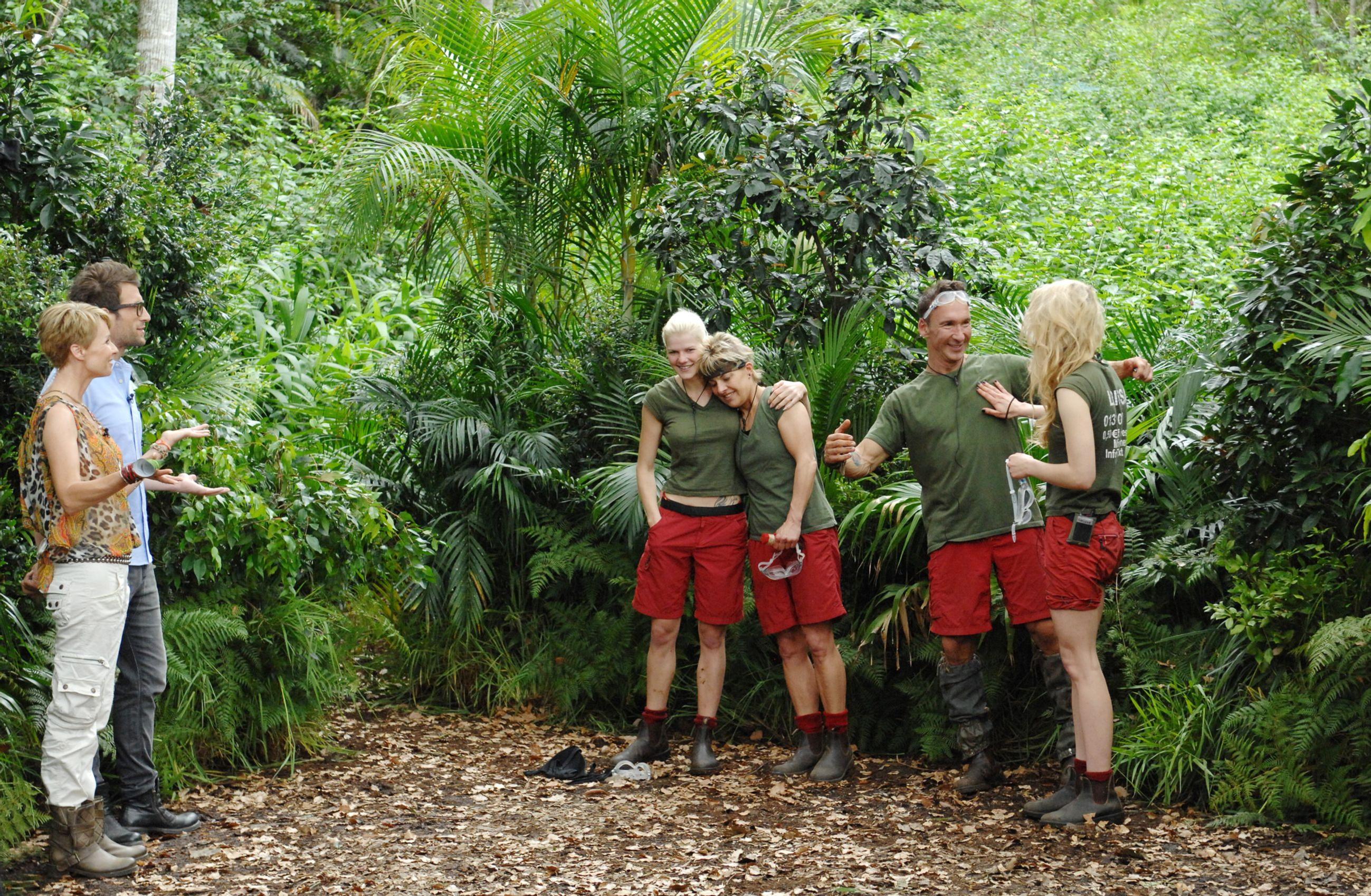 Tag 15 Dschungelprüfung Dschungelcamp 2014