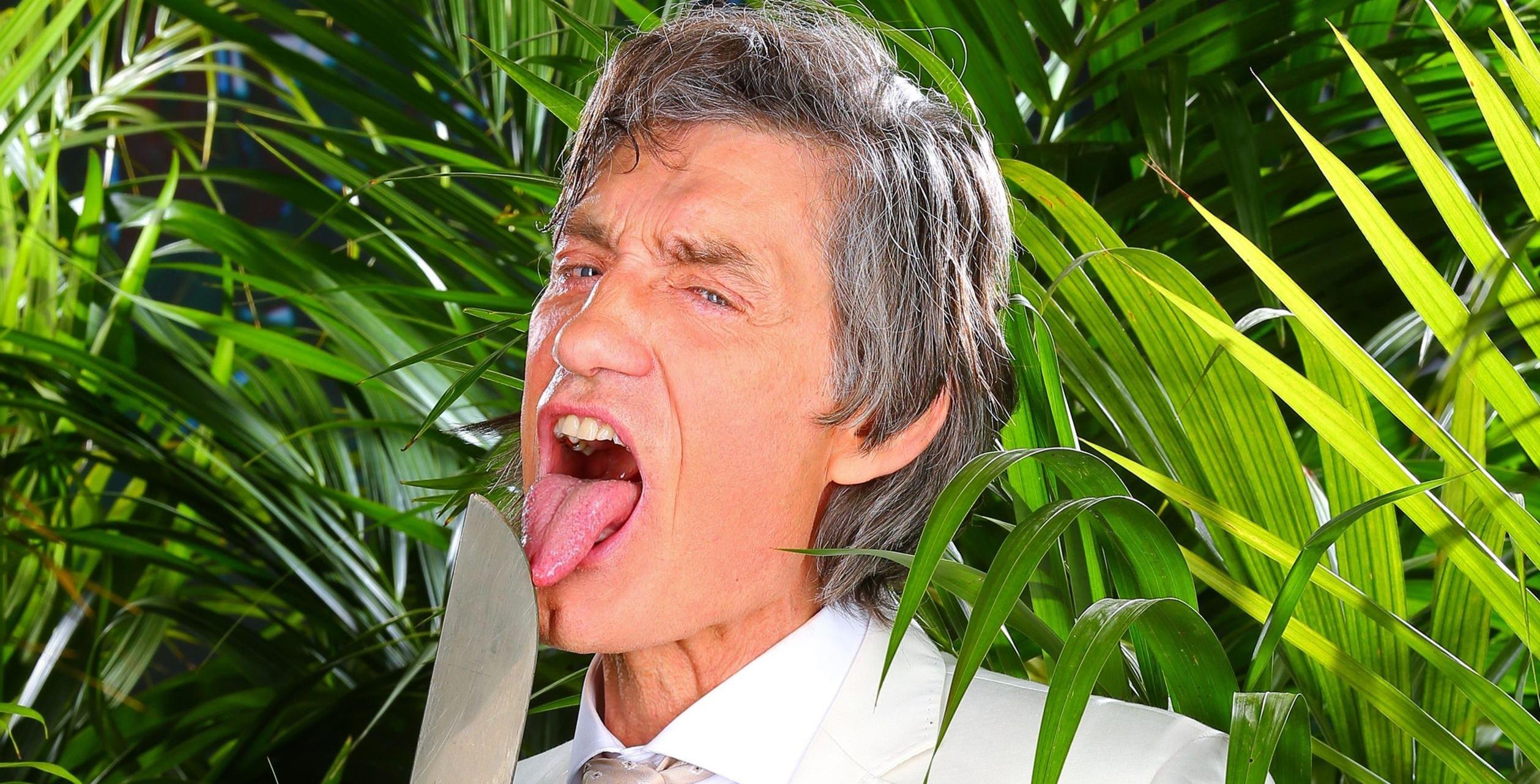 Winfried Glatzeder Dschungelcamp 2014 Kandidat