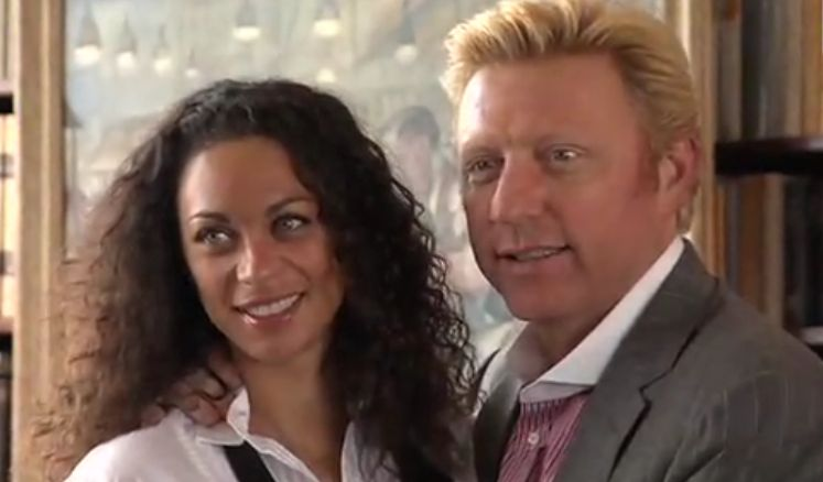 Let´s Dance - Lilly und Boris Becker
