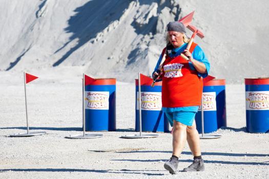 The Biggest Loser-Vorschau: Bergfest