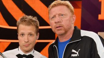Boris Becker: Notoperation