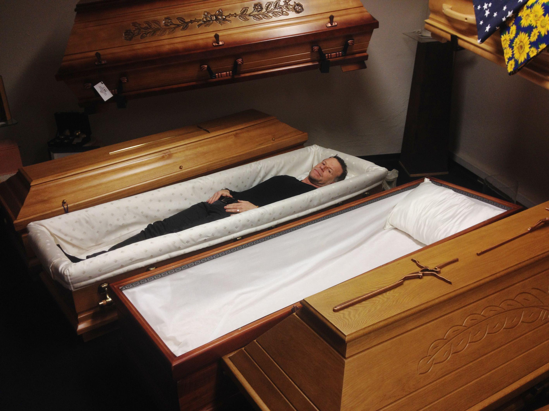 Das Jenke-Experiment: Tod