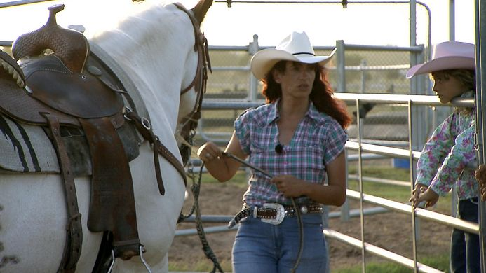 Go West! Familie Liebisch in Texas beim Rodeo-Festival