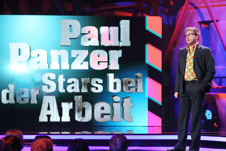 """Paul Panzer - Stars bei der Arbeit"""