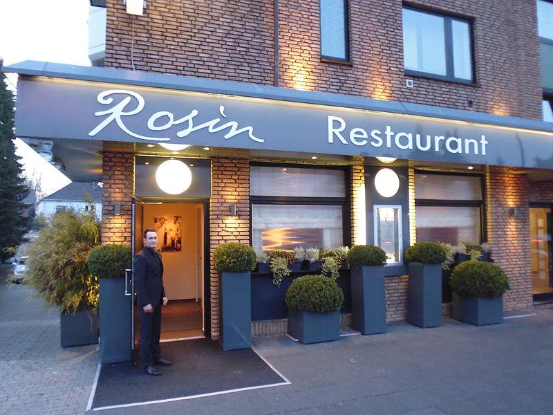 """Rosins Restaurants: """"Landhaus Eyendorf"""""""