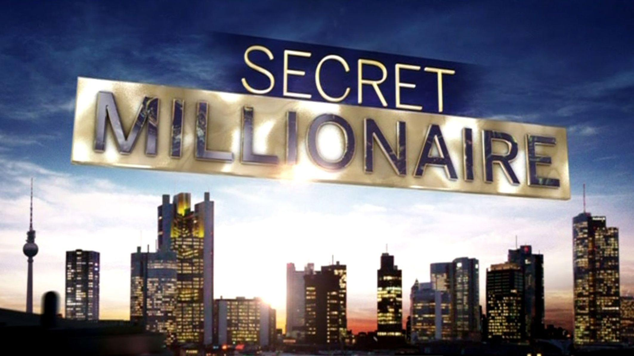 """Secret Millionaire"": Neue Folgen"