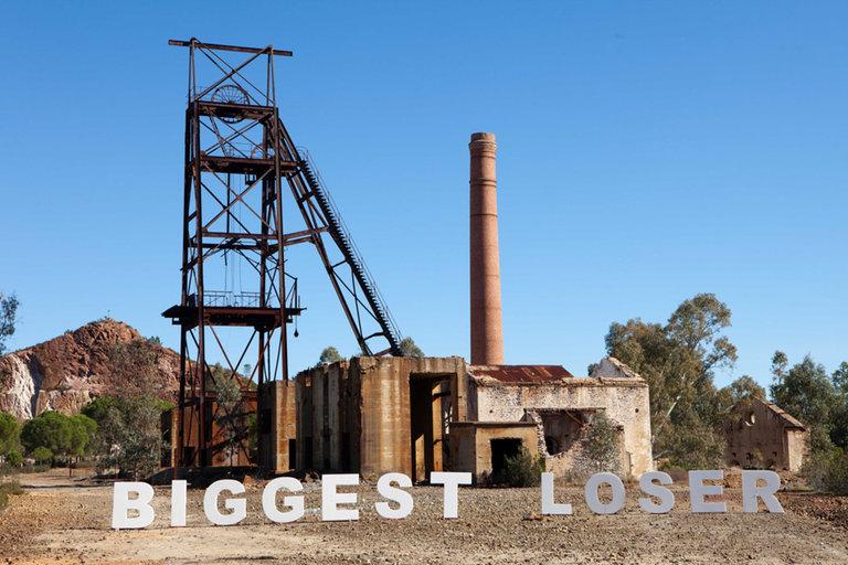 The Biggest Loser: Der Sprung