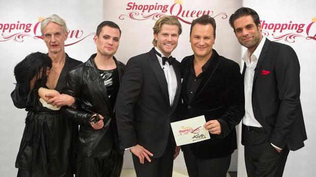 """""""Promi Shopping Queen"""": Rocco Stark"""