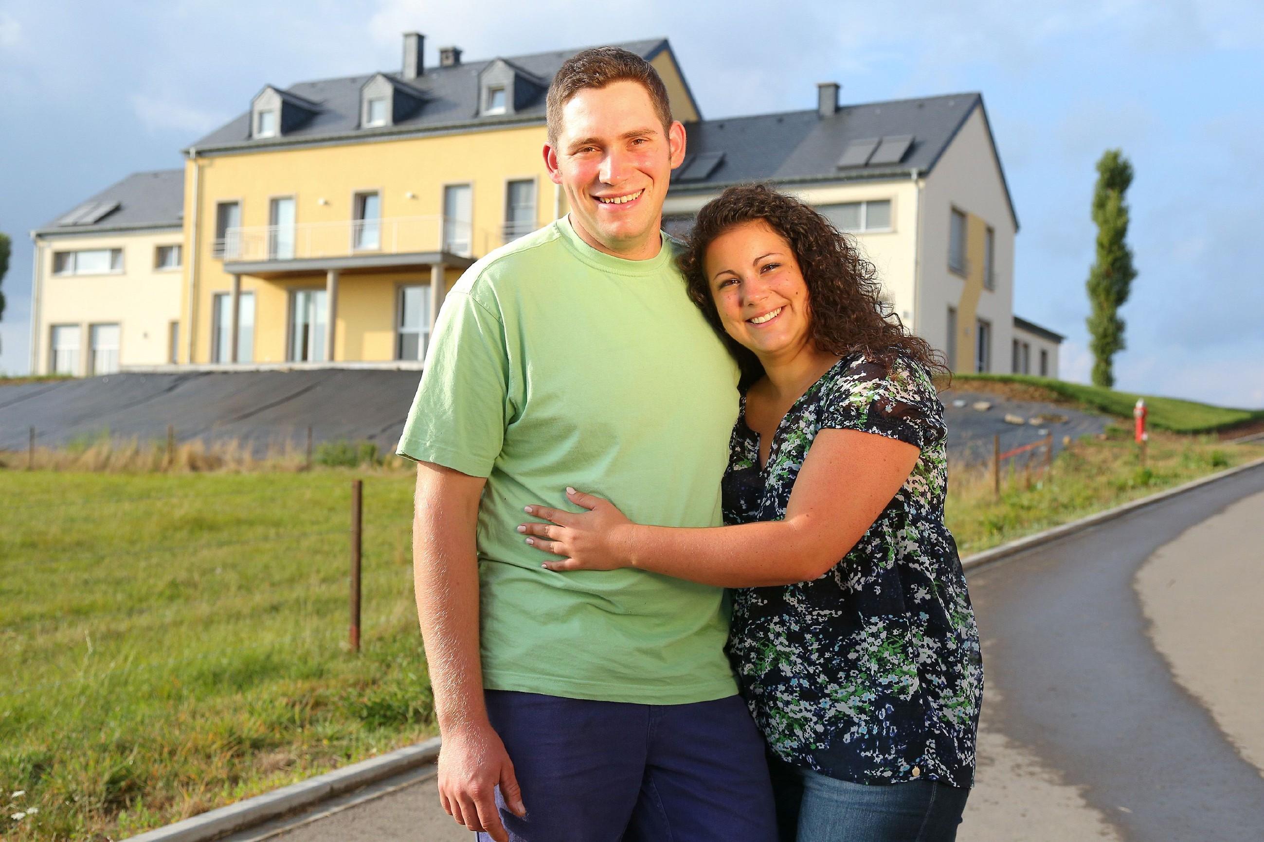 Das große Wiedersehen bei Bauer sucht Frau - Lena, Guy & Co.