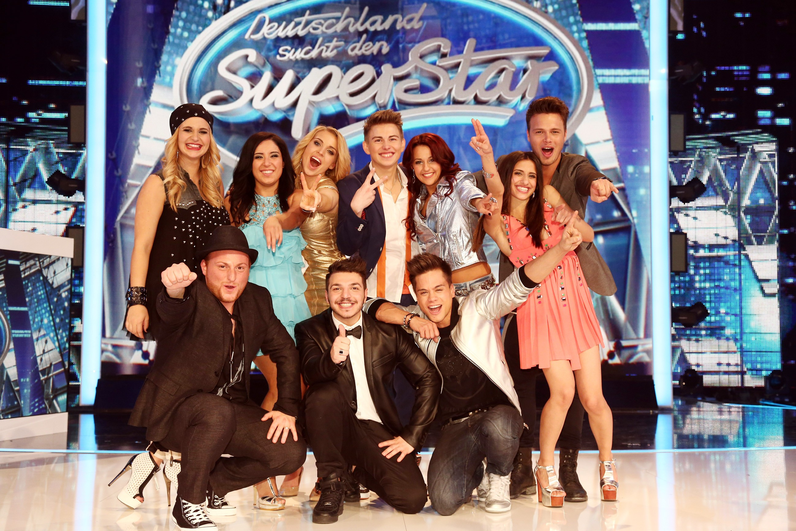 DSDS 2014: Songs