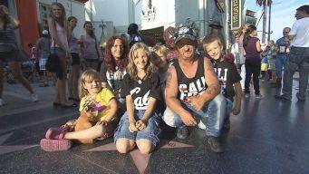 Go West! Familie Liebisch in Hollywood