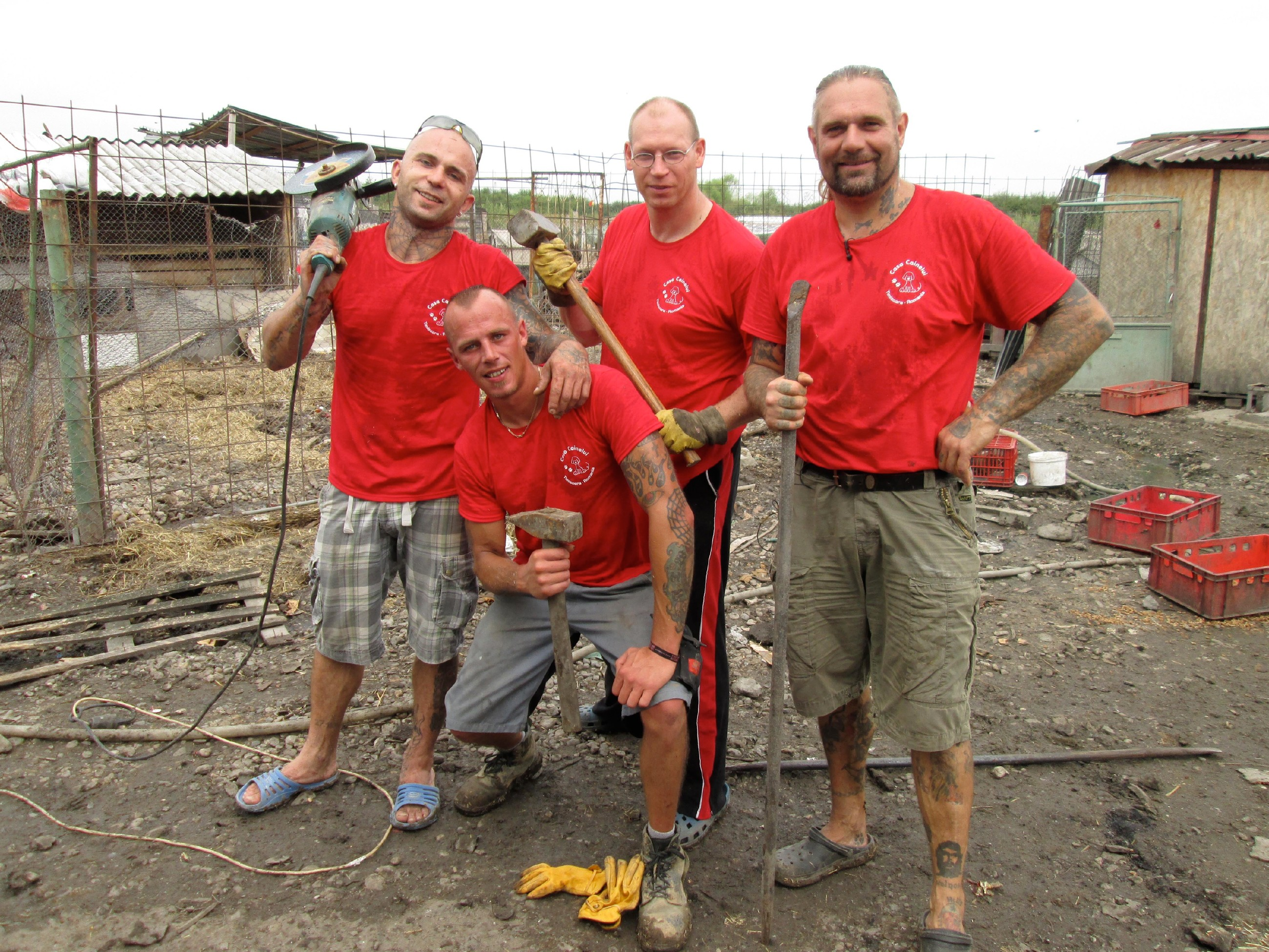 Harte Hunde - Ralf Seeger greift ein: Rumänien