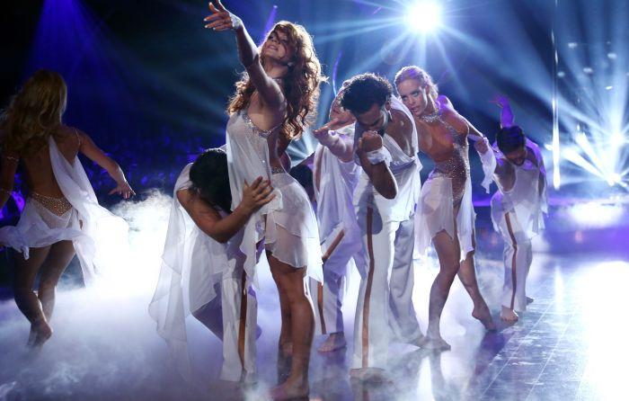 Let's Dance: Alexander Klaws und Larissa