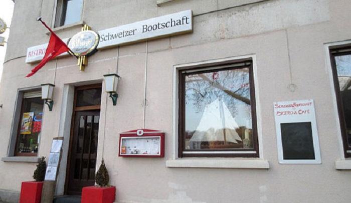 Mein Lokal, Dein Lokal – Schweizer Bootschaft