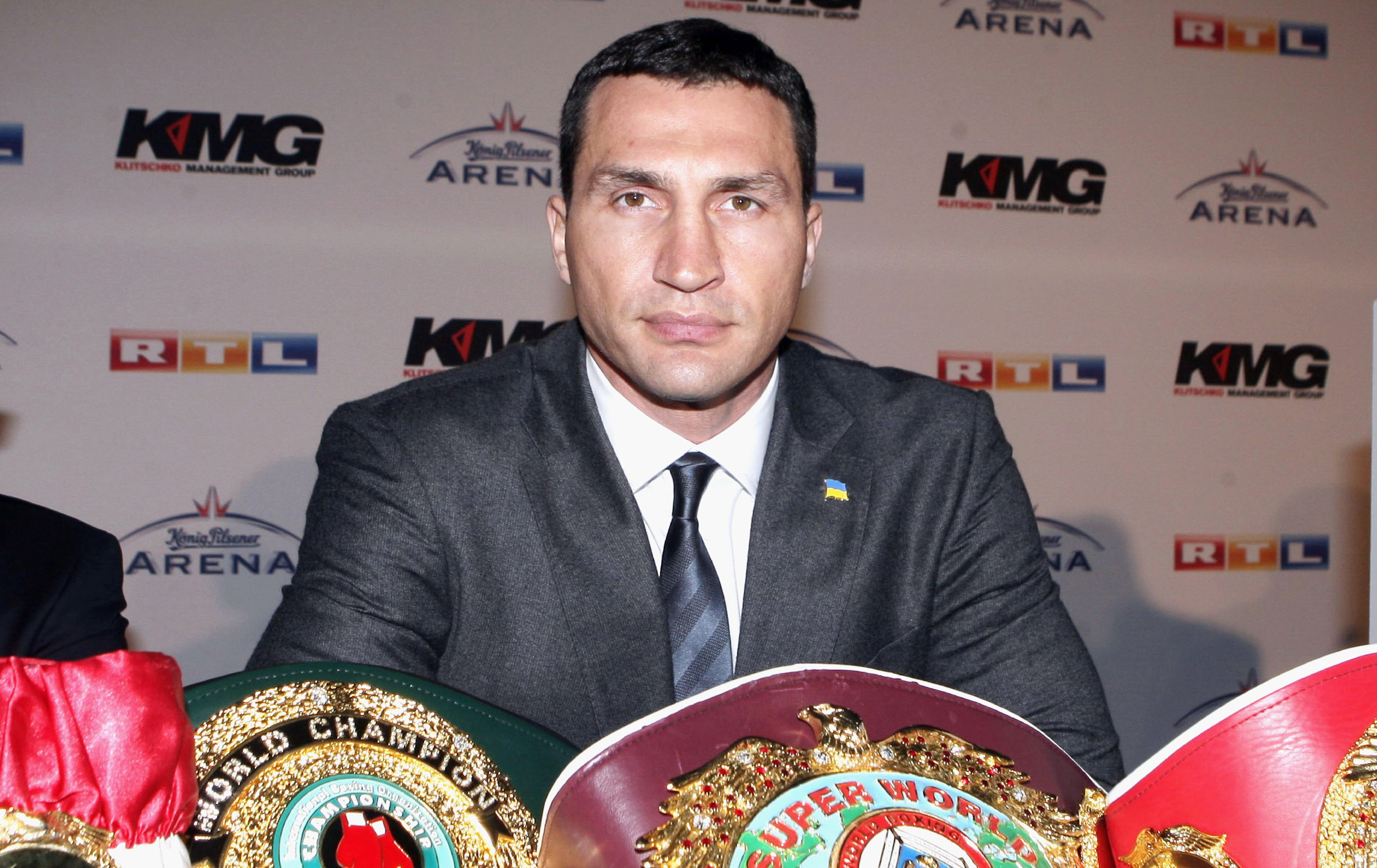 Wladimir Klitschko Interview