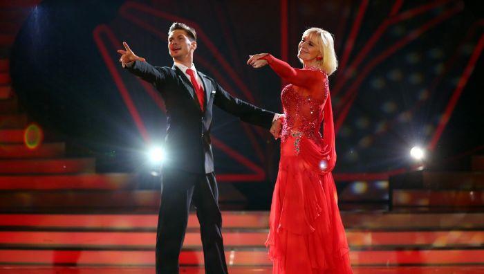 Cindy Berger und Marius Iepure