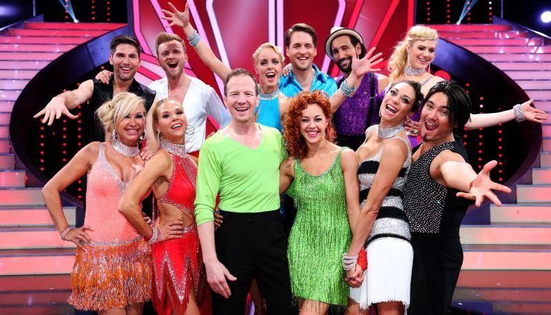 """""""Let's Dance"""": Die Tänze"""