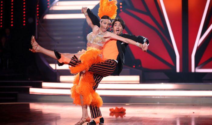 "Alexander Klaws gewinnt ""Let's Dance"" 2014"