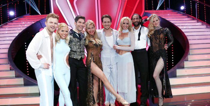Let's Dance: Die Tänze der siebten Liveshow